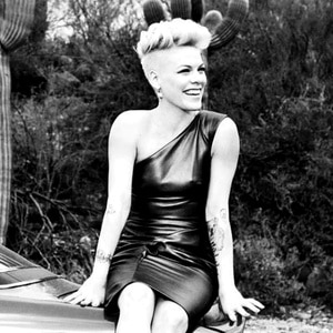 P!nk is a stylisation of Pink, a pseudonym of singer songwriter Alecia Beth Moore (b. 8 Sep 1979, in Doylestown, PA, USA), who gained prominence in early ...