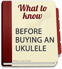 This ukulele guide is handy to consult before buying a ukulele.