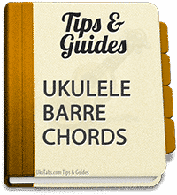 Eager to find out how to play ukulele bar chords? UkuGuides tells you everything about it.
