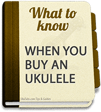 This ukulele buying guide helps you choose the right ukulele for you!