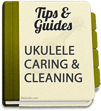 How to take care of your ukulele? By taking some necessary precautions!