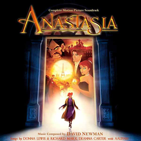 Anastasia Soundtrack