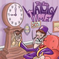 Too Bad Waluigi Time